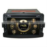 car radio cd dvd gps for Renault Duster with GPS/Bluetooth/Radio/SWC/Virtual 6CD/3G internet/ATV/iPod/HD MP5