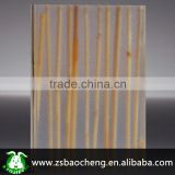 Creative Design eco-friendly divider bamboo wall partition