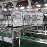 Washing filling capping 1.38-13.5kw(motor) automatic 5 gallon barrel water filling machine