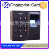 HSY-F107E cheap outdoor access control wiegand interface biometric fingerprint reader