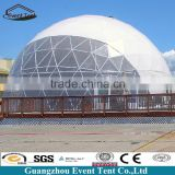 16m diameter geodesic dome tent house for commercial events, carpas domo