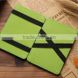 Various Color Magic Wallet, Custom Design Leather Magic Wallet, Cheap Price Wholesale Magic Wallet
