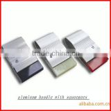 China manufacturing used in printing machine of Aluminum handle screen printing squeegee rubber