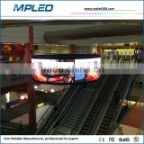 2015 hot sale advertising video wall indoor led panel heteromorphic IP65 level waterproof