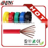 HV05V electrical cable, single core stranded electric copper wire, electrical cable wire size                                                                         Quality Choice