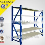 2016 kening warehouse rack/shelves for heavy duty or goods display grate for storage or logistic company