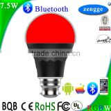 Smart Lighting 7.5w RGBW Bluetooth Led Bulb Smart Home Control System IOS/Android APP Buy from China Online