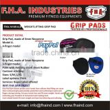 Grip Pad Neoprene for Weightlifting Workout Fitness Cross Fit Gym Gloves Ladies Grip Pad by FHA INDUSTRIES SIALKOT PAKISTAN