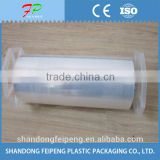 Super Transparent PE Clear Pallet Shrink Film With Strong Tensile Force