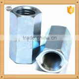 Internal Thread aluminum galvanized round coupling nut