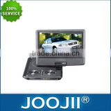 ODM/ OEM Nice Quality USB 7- 16 Inch Portable DVD With Card Reader & USB Port,Game Function Support SD/MS/MMC Card