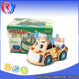 Most popular Plastic toy battery-operate car gift for children