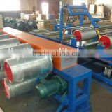 Factory directly sale for cushion gum cooling machine
