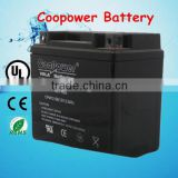 12N5-BS(12V5AH) ShenZhen motorcycle battery 12v5ah/12 volt agm battery/ Motorcycle parts
