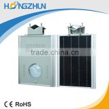 Germany solar panels 12W outdoor led street light 5years warranty with human body induction                                                                                                         Supplier's Choice