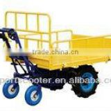 500w electric wheel barrow farming wheel barrow