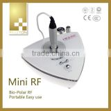 2014 Hot Sale High Quality Mini Bipolar RF Home Use MINI RF Machine skin tightening device home use