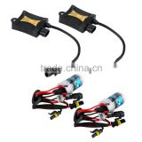2pcs/lot 55W DC 12V Xenon HID Kit H7 6000K White Color Warm White Head Light Car Auto Lamp Bulb Headlights Single beam&