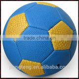 machine stitched 32 panels size 2 mini handball ball / custom soft handball ball
