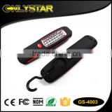 Onlystar GS-4003 24 LED magnetic work light torch with integral hanging hook and work light with magnet                                                                         Quality Choice