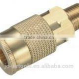 USA industrial Milton type air hose fitting quick coupler,male brass coupling,thread adaptor