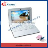 10 Inch Android Mini Laptop Windows 8 Netbook