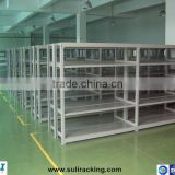 Commercial 6 Layer Shelf Adjustable Steel Wire Metal Shelving Rack                                                                         Quality Choice