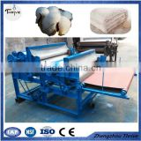 China professional supplier cotton fiber opener machine/polyester fiber opening machine
