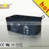 sealed lead acid battry 12v 200ah UPS battery , solar system battery , deep cycle battery