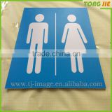 Full Color Printing Coroplast/Acrylic/PVC Foam/ABS Sheet/PS/Kt Board Sign Panel Banner