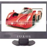 21.5''high resolution computer monitor,industrial touch desktop monitor,TFT LCD Resistive screen monitor