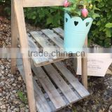 Wooden Garden Plant wooden display stand plant stand display racks retail wood display Outdoor Wooden flower stand                                                                                                         Supplier's Choice