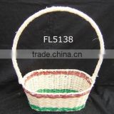 <b>Wicker</b> Gift Basket