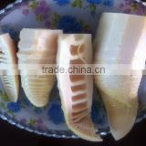 supply 2016 new crop Tinned Water Bamboo Shoots with paper label package 2950g2950g