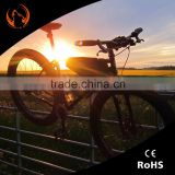 Multi-function excellent quality handlebar clamp bike lights with magnet and high quality