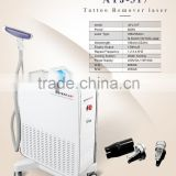 Q Switched Laser Machine Promotion AYJ-317 Tattoo Removal Haemangioma Treatment Q Switch Laser Beauty Machine