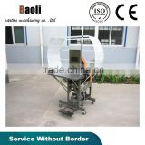 semi automatic corrugated box strapping machine/box bunding machine/strapping machine for good price