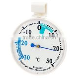 ABS plastic Freezer Thermometer, Refrigerator thermometer, frdige Thermometer, ice box thermometer with hook
