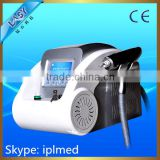 Q Switched Nd Yag Haemangioma Treatment Laser Tattoo Removal Machine Yinhe-V18 Laser Machine For Tattoo Removal
