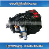 China high quality High Land K3V micro hydraulic pump