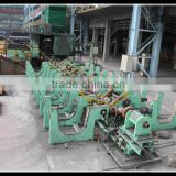 new condition carbon steel pipe hot saw machine on line
