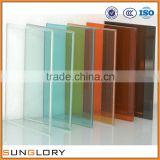 Liquid Crystal Laminated Glass