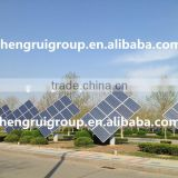 Easy- Installation Real- Time Dual Axis Solar Tracking System with High Quality