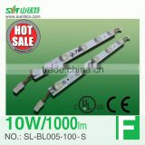 LED light rigid bar, Advertising light box rigid strip, Side view 24 volt and 12 volt led light bar