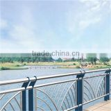 highway road guardrail for traffic facility road safety bridge guardrail high quality bridge guardrail