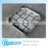 concrete sewer cover