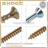 Zinc Plated Steel Chipboard Screws competitive price