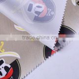 Hot selling custom polyester fabric tent and bag fabric