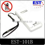 Portable Mobile Phone Signal Detector with vibration alarm