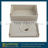 "Plastic Project Box Enclosure-5.51""*4.13""*1.73""(L*W*H) aluminium casing for electronic product"